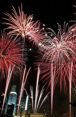 Happy 4th of July! Welcome to the party! - С праздником 4-го июля! Добро пожаловать на вечер!