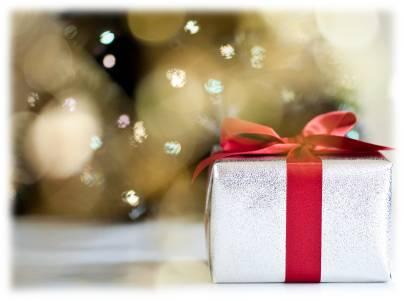 Новогодний подарок от Наташи Купер