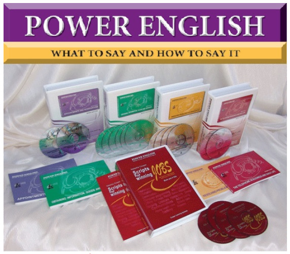 Power English System: 5 books/18 audio CDs